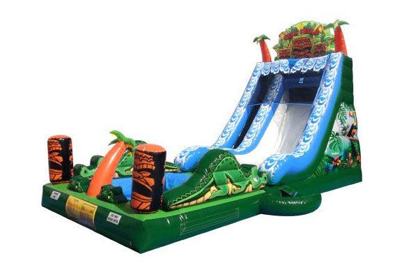 Tiki Falls Inflatable
